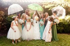 [our wedding] rainy wedding day www.bendthelight.com