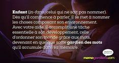 Mission parent mémo-gardien! Parenting, Words, Childcare, Natural Parenting