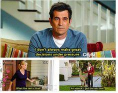 Modern Family, so funny.