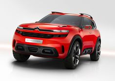 Citroen Aircross SUV concept revealed: a Cactus-inspired 4x4 show car for Shanghai 2015. Latest news from CAR magazine UK