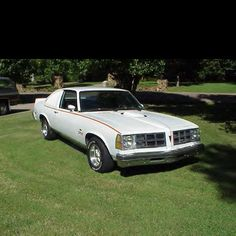 1977 Pontiac Phoenix. It was triple black and essentially an overglorified Nova, but the 350 made up for it :)