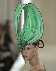 Image detail for -Philip Treacy, Hat Sculptures