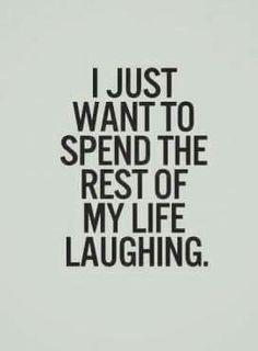 Laugh out loud......