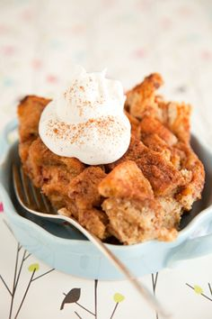 French toast casserole! Perfect morning of wedding food with mimosas :)