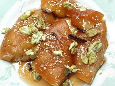 Greek Sweets, Homemade Sweets, Greek Cooking, Pastry Art, Dessert Recipes, Desserts, Greek Recipes, Side Dishes, Food And Drink