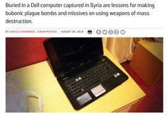 Journalists Got Their Hands on an Islamic State Computer. What They Found in the 'Hidden Files' Is Terrifying
