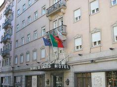Hotel Infante Sagres in Porto, Portugal