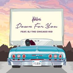 Premiere: Kehlani Feat. BJ The Chicago Kid 'Down For U'