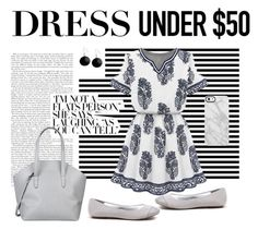 """Dress under $50"" by elasianfashionbeauty on Polyvore"