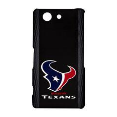 Houston Texans Logo Sony Xperia Z3 Compact Hardshell Case