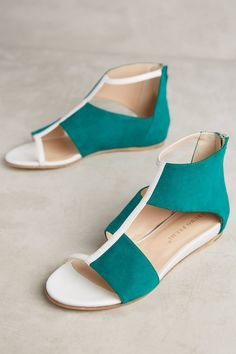 Slide View: 1: Bruno Premi Asymmetric Sandals