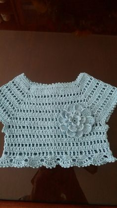 Best 12 IG ~ ~ crochet yoke for Irish lace, crochet, crochet p This post was discovered by Ел New model, new color, new fabric Crochet Baby Bibs, Crochet Tutu, Crochet Yoke, Crochet Skirts, Crochet Collar, Crochet Baby Clothes, Crochet For Kids, Baby Knitting, Crochet Patterns