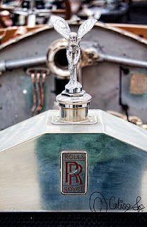Rolls Royce - my wedding car :)