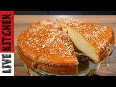 Αφράτο Κεικ σαν Βαμβάκι με Κεφίρ! (ΧΩΡΙΣ ΜΙΞΕΡ) & Νόστιμο - XXL fluffy cake - No mixer - YouTube