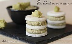 Pesto di broccolo romanesco con noci e pistacchi (Ricetta facile)