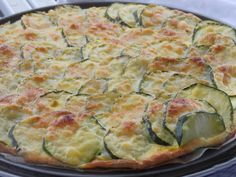 Zucchini Baked Pie -Tasty and Easy Zucchini Recipes – Healthy Recipes