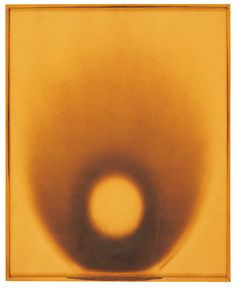 Yves Klein (fire paintings)