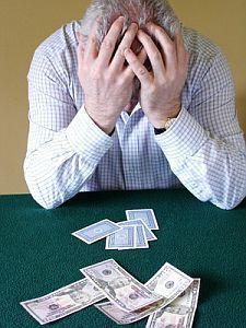 Problem Gambling Clip Art