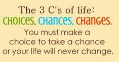 Renovate your Self With 3 C of Life