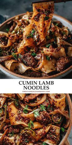 Meat Recipes, Indian Food Recipes, Asian Recipes, Dinner Recipes, Cooking Recipes, Healthy Recipes, Lamb Dishes, Pasta Dishes, Al Dente