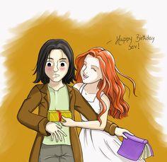 Happy birthday Sev