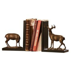 Deer Bookends ** Check out the image by visiting the link.