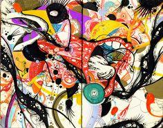 Moleskine Art: collected works | RVA Magazine | Richmond, VA