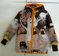 Against the wind, Ottobre 1/2013 Adidas Jacket, Athletic, Pattern, Kids, Jackets, Sewing Ideas, Clothes, Facebook, Fashion