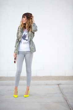 Absolutely Cool Outfit With Skinny Grey Jeans Mode Outfits, Jean Outfits, Dress Outfits, Fall Outfits, Casual Outfits, Comfortable Outfits, Outfit Winter, Cute Thanksgiving Outfits, Inspired Outfits