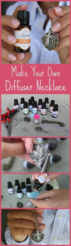 Ready to make your favorite Essential Oil even more portable? Make your own essential oil diffuser necklace from clay or metal. More on Essential Oils: https://miracleessentialoils.com/guide408/?&c1=PIN&c2=C14-A5