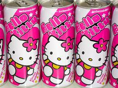GERMAN HELLO KITTY ENERGY DRINKS!!!!!!!!!!!!!!!!!!!! MY WHOLE LIFE IS A SHAM!!!!!!!!!!!!!