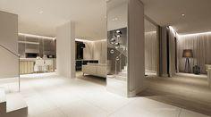 high ceiling storage ideas