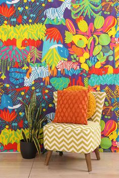 Magical Thinking Wild Thing Tapestry #urbanoutfitters