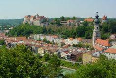 Burghausen - Bavaria - Wikipedia, the free encyclopedia