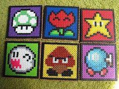 Super Mario Bros Cupholders