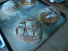 Portuguese Bread Recipes: Broa - Portuguese 'Corn' Bread