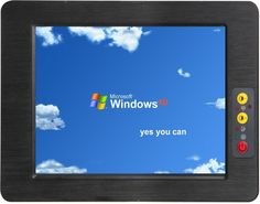 """100% good feedback Professional supplier 17"""" dual Touch Screen / Panel pc large touch screen"""