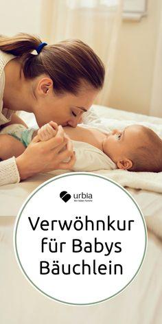 Dein Baby weint und lässt sich schlecht beruhigen? Dann hat es vielleicht Bauchschmerzen oder ist durch viele Reize sehr unruhig. Wir haben einige Haus- und Hilfsmittel gesammelt, damit dein Baby und sein kleines Bäuchlein wieder zur Ruhe kommen.