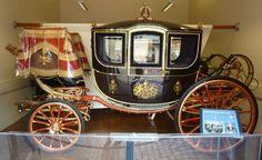 Royal Mews: Queen Alexandra's coach