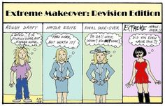 Game Shows for Writers - Extreme Makeover - Revision Edition