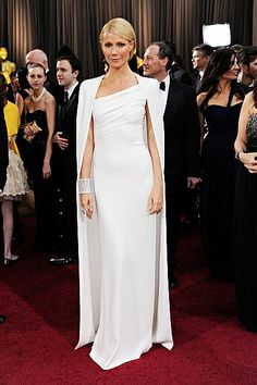Gwyneth Paltrow in Tom Ford at the 2012 Academy Awards.
