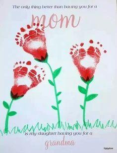Footprint Roses