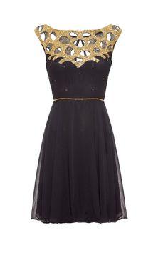 Black dress :)