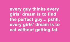 ahahah ...true