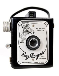 roy rogers cam #vintage