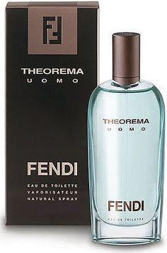 Theorema Uomo Fendi cologne - a fragrance for men 2001 bergamot, geranium, vetiver, pepper, labdanum, cedar, musk, amber, nutmeg, cardamom