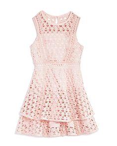 Bardot Junior Girls' Tiered Lace Dress - Big Kid-Kids Bardot Junior Girls' Tiered Lace Dress - Big Kid-Kids #canada #canadian  http://www.planetgoldilocks.com/canadiancoupons #shopping
