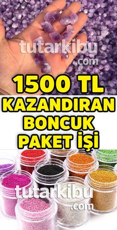 1500 TL Beating Bead Packing Work at Home – Sharing Women Diy Earrings, Pierced Earrings, Blogging For Beginners, Food And Drink, Packing, Beads, Bandana, Scrappy Quilts, Amigurumi