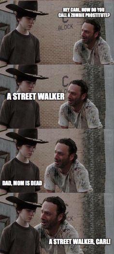 14 Witze, die nicht nur für The Walking Dead Fans geeignet sind