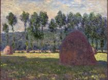 Claude Monet Haystack at Giverny painting is shipped worldwide,including stretched canvas and framed art.This Claude Monet Haystack at Giverny painting is available at custom size. Pierre Auguste Renoir, Monet Paintings, Impressionist Paintings, Landscape Paintings, Claude Monet, Garden Painting, Hand Painting Art, Artist Monet, Manet